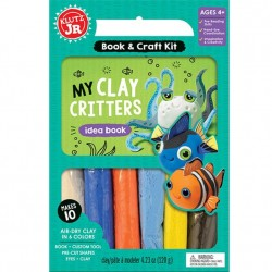 My Clay Critters Book and Craft Kit