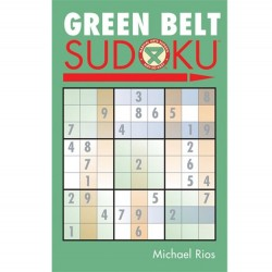 Puzzle Book - Sudoku - Green Belt
