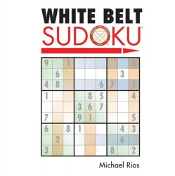 Puzzle Book - Sudoku - White Belt