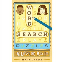 Puzzle Book for Clever Kids - Word Search