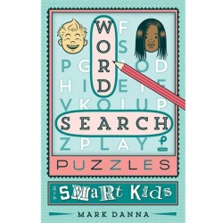 Puzzle Book for Smart Kids - Word Search