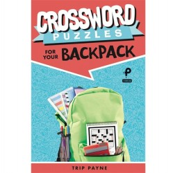 Puzzle Book - For Your Backpack - Crossword