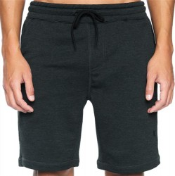 Hurley Dri-Fit Fleece Shorts - Black