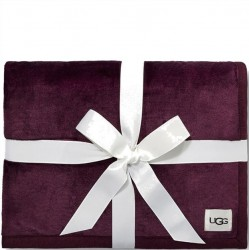 Ugg Duffield Throw - Port Heather