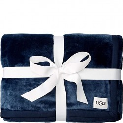 Ugg Duffield Throw - Indigo