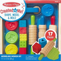Created By Me! Shape Model and Mold Play Set