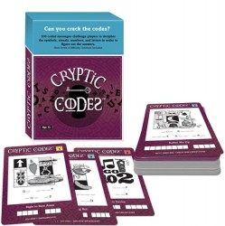 Family Games Cryptic Codes