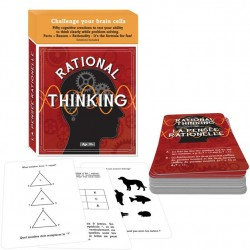 Family Games Rational Thinking Game