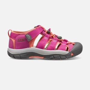 Keen Newport - Very Berry / Fusion Coral