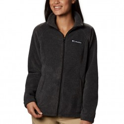 Columbia Benton Springs Fleece Jacket - Charcoal Heather