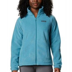 Columbia Benton Springs Fleece Jacket - Canyon Blue