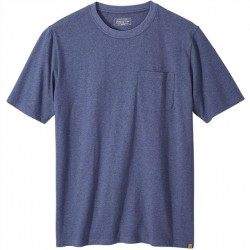 Pendleton Premium Cotton Pocket T-Shirt - Navy Heather