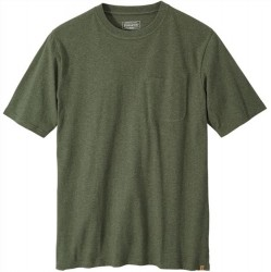 Pendleton Premium Cotton Pocket T-Shirt - Army Heather