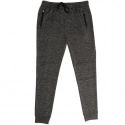 Burnside Tech Fleece Jogger - Heather Charcoal