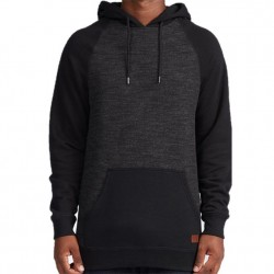 Billabong Hooded Pullover Sweatshirt - Black
