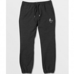 Boys 8 to 20 Volcom Jogger - Black