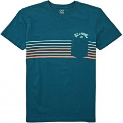 Billabong Pocket T - Pacific Teal