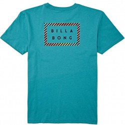 Billabong Short Sleeve T - Dark Mint