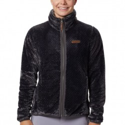 Columbia Fire Side II Sherpa Fleece Zip Jacket - Shark