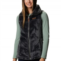 Columbia Fire Side II Sherpa Fleece Vest - Shark