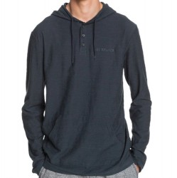Quiksilver Lightweight Hooded Pullover - Parisian Night