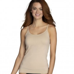 Vanity Fair Smoothe Camisole - Damask Nude