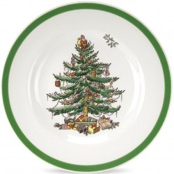 "SPODE ""Christmas Tree"" Bread & Butter Plate"