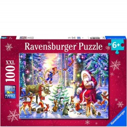 Ravensburger 100 PC Puzzle - Christmas in the Forest