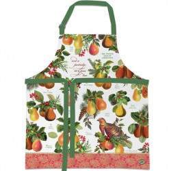 Michel Design Works In A Pear Tree Apron