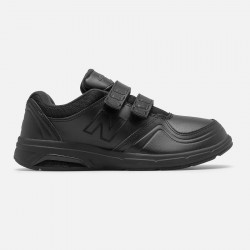 New Balance Women's Hook and Loop 813 Style #WW813H - Black