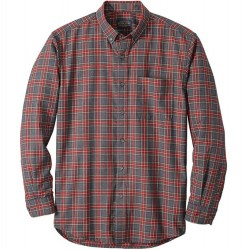 Pendleton Merino Wool Sir Pendleton Shirt - Charcoal