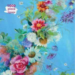 Flame Tree 1000 PC Puzzle - Love For My Garden