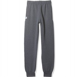 Boys 8 to 20 Russell Jogger Sweatpant - Black Heather