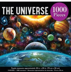 Peter Pauper 1000 pc Puzzle - The Universe