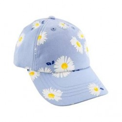 Carters Blue-Yellow Daisy Hat