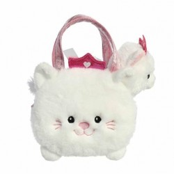 """Pet Carrier - 7"""" Pearl Kitty"""