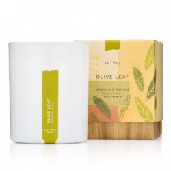 THYMES OLIVE LEAF CANDLE