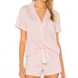 Splendid Short Pajama Set - Pink