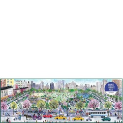 Galison 1000 pc Puzzle - Panoramic Cityscape