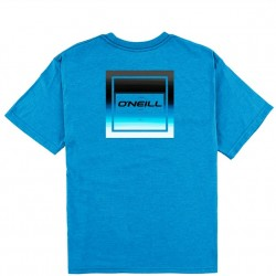 Boys 8 to 20 O'Neill Short Sleeve T - Wrapped in Bright Blue