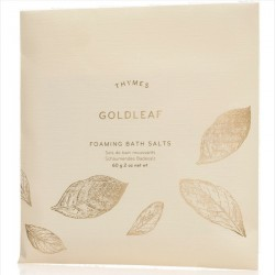 Thymes Goldleaf Foaming Bath Salts