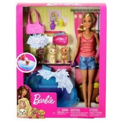 Barbie With Dogs