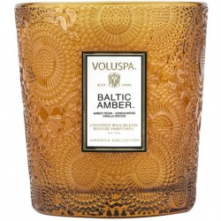 Voluspa Baltic Amber - Classic Candle