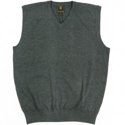 Pullover Sweater Vest - Charcoal