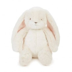"""Bunnies by the Bay Little Nibble 12"""" Bunny – Cream"""