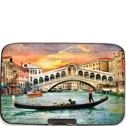 Armoured Wallet Case - Venice