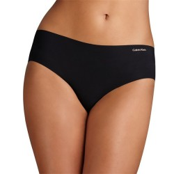 Calvin Klein Invisibles Seamless Hipster - Black