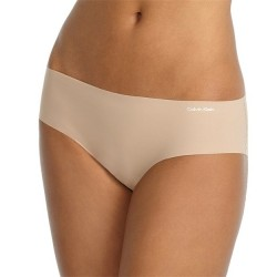 Calvin Klein Invisibles Seamless Hipster - Light Caramel