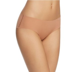 Calvin Klein Invisibles Seamless Hipster - Bronzed