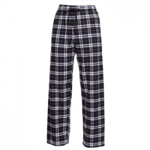 Boxercraft Flannel Plaid Pant - #Y19BLKW